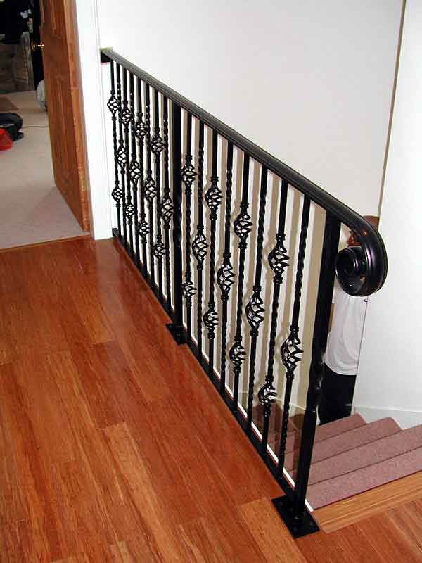 Lothian fabrications decorative railings Decorative railings